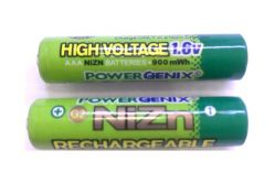 Аккумулятор PowerGenix Ni-Zn AAA Rechargeable 1.6v 900mah