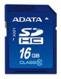 SecureDigital SDHC 16GB A-Data Class 10 (ASDH16GCL10-R)