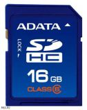 SecureDigital SDHC 16GB A-Data Class 6 (ASDH16GCL6-R)