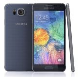 Samsung Galaxy ALPHA MTK6582 Black черный телефон