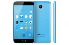 Meizu M2 Note 16Gb MTK6753 64bit 4G Blue голубой телефон