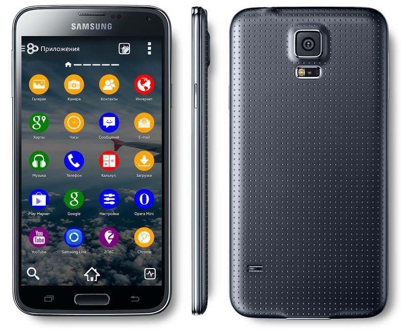 телефон самсунг галакси с5 цена фото