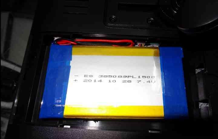 Eplutus EP-900T DVB-T2 автомобильный цифровой телевизор