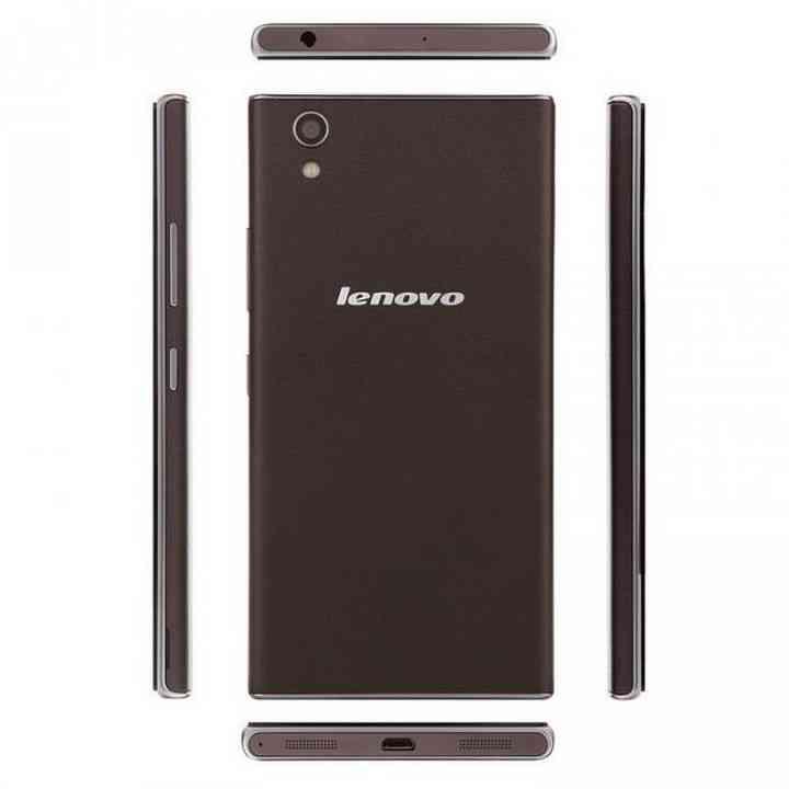 Lenovo P70 MTK6752 64bit 4G black черный телефон