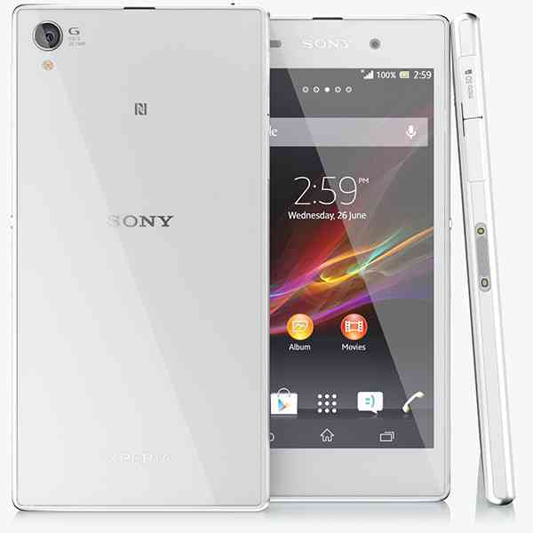 Инструкция К Смартфону Sony Xperia Z1