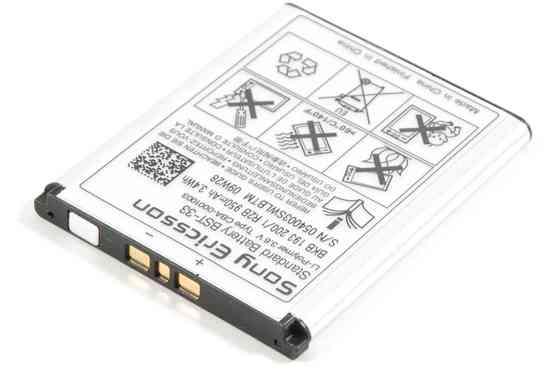 Аккумулятор для телефона Sony Ericsson BST-33 (950 mAh) Original