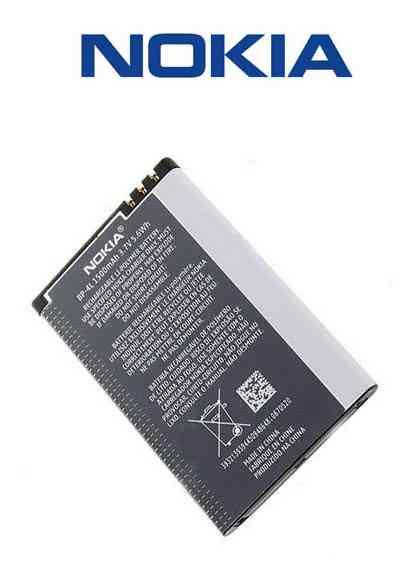 Аккумулятор для телефона Nokia BP-4L (1500 mAh) Original