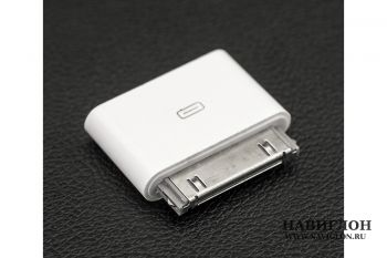 USB-кабель Apple 30-pin to MicroUSB white (белый)