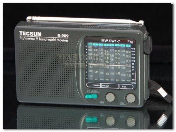 Tecsun R-909 Радиоприемник