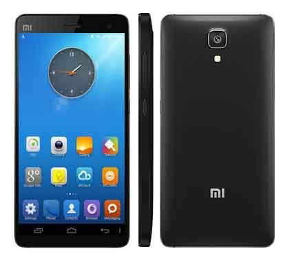Xiaomi mi4 64gb черный смартфон