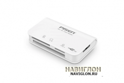 Картридер Pisen USB 3.0 ALL-in-one Card Reader 2 TS-E081