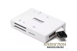 Картридер Pisen ALL-in-one Card Reader TS-E070