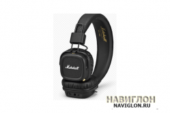 Наушники Bluetooth Marshall Major III Black
