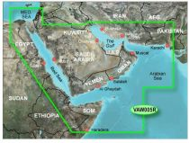 Карты BlueChart g2 Vision VAW005R The Gulf and Red Sea