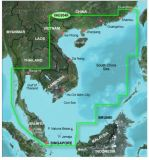 Карты BlueChart g2 Vision VAE004R Hong Kong/South China Sea