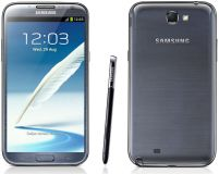Samsung Galaxy Note II LTE Titanium Grey смартфон
