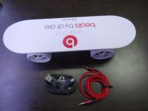 Акустика Skate Board Beats by Dr. Dre Bluetooth White