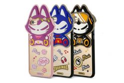 Чехол Remax Cool Cat Tugged Silicone Case For iPhone 6 / 6Plus / 6s / 6s Plus