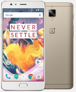 OnePlus 3T 64Gb Gold телефон