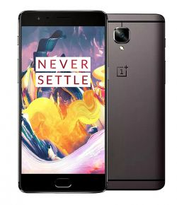 OnePlus 3T 128Gb Gray телефон