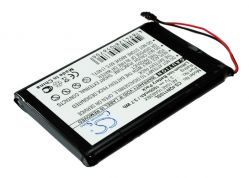 Аккумулятор Garmin KE37BE49D0DX3 (Li-ion, 3.7 V, 1000 mAh), CS-GME800SL